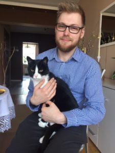 marek i kot