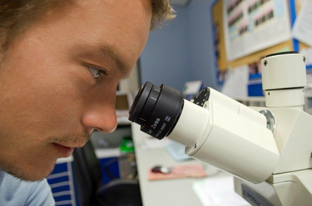 Badanie mikroskopowe kału