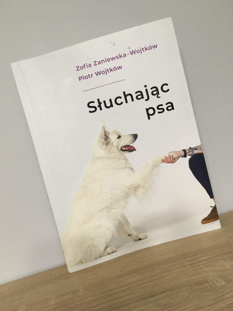 Książka Słuchając Psa
