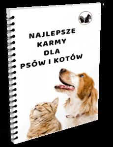 Ebook Najlepsze karmy dla psów i kotów